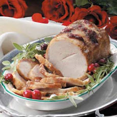 Slow Cooker Cranberry Pork Recipe
