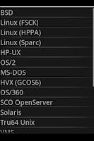 Screenshot of BSOD(roid)
