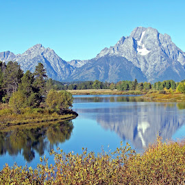great tetons, wy by Ilona Williams - Novices Only Landscapes