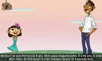 Screenshot of Penny et son papa