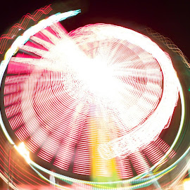 BLUR by Jason Hamel - Abstract Light Painting