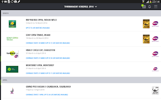 Screenshot of TennisTV:Live Streaming Tennis