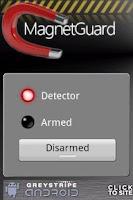 Screenshot of MagnetGuard