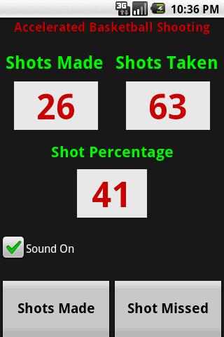 Improve Basketball Shooting -R