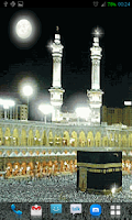 Screenshot of Makkah Kaaba LWP Free