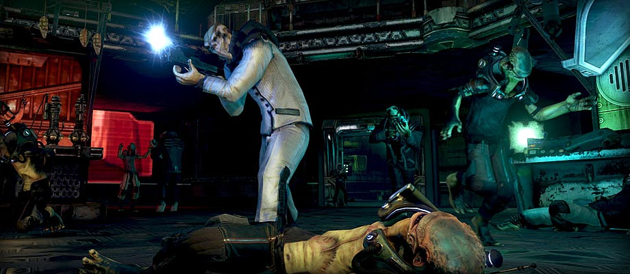 Prey 2 definitely getting rebooted according to leaked emails