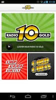 Screenshot of Radio 10 Gold Top 4000