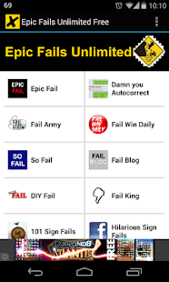 Epic Fails Unlimited Free - screenshot