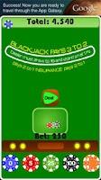 Screenshot of BlackJack Casino Card Game