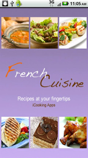 iCooking French