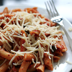 Favorite Tomato and Olive Penne