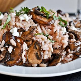 Red Wine Chicken Mushroom Risotto Recipes