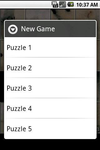 islider-bear-slide-puzzles for android screenshot