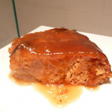 Upside-Down Date Pudding