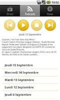 Screenshot of Kop West - tous les sports