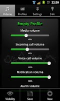 Screenshot of Just Volume Lite