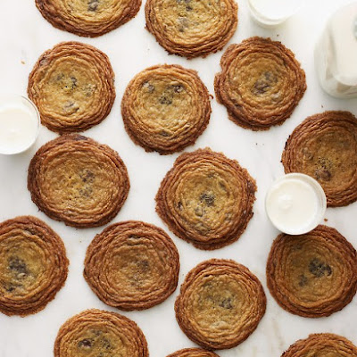 Alexis's Brown Sugar Chocolate Chip Cookies