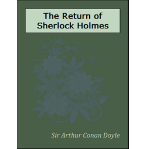 The Return of Sherlock Holmes 書籍 App LOGO-硬是要APP