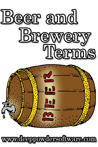 Beer and Brewing Terms