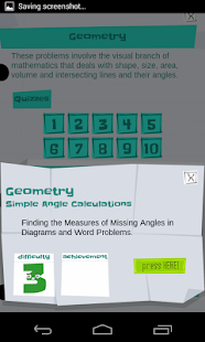 Geometry Pro! - screenshot