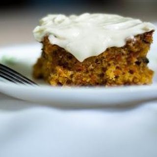 Mary Anne's Moist and Nutty Carrot Tea Cake