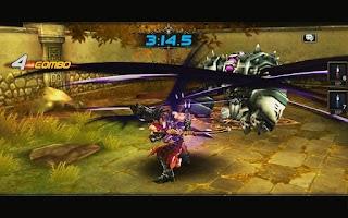 Screenshot of Kritika: The White Knights