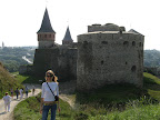 Каменец-Подольский - замок и Старый Город