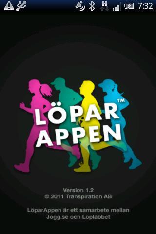 LöparAppen