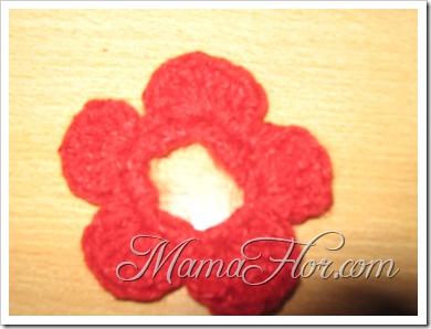 Tejidos a Crochet: Una Rosa Fácil y Rápida…