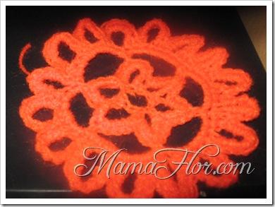 Tejidos a crochet: Tapete o Pastilla…