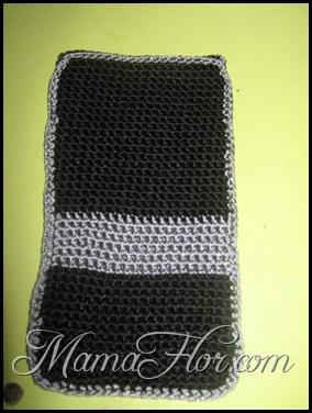 Tejidos a Crochet: Portacelular…