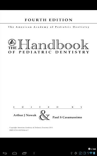 【免費教育App】AAPD Handbook-APP點子