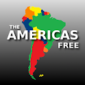 The Americas - Free icon