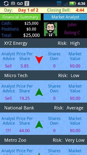 クレイジー株式 - 有料