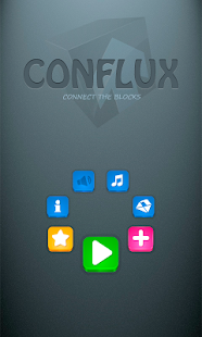CONFLUX: Blocks Best Game - screenshot