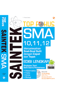 Top Fokus Saintek SMA 2015 GGP - screenshot
