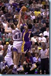 AK-47 stuffing Kobe here, today this would be a foul . . .