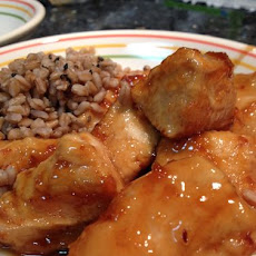 Chicken (General Tso's Chicken Made with Popeye's Chicken Nuggets ...