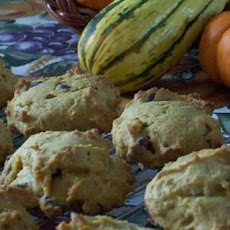 Egg Free Pumpkin Chocolate Chip Cookies