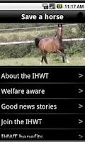 Screenshot of Save a horse