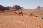 Monument Valley, Jimmy på fløjte 085.jpg