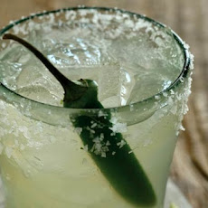 Chile-Spiked Margarita Recipe