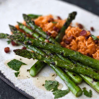 Champagne Vinegar Asparagus Recipes