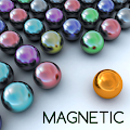 Game Magnetic balls bubble shoot APK for Kindle