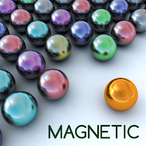 Magnetic Balls Puzzle Game - casual & addictive game