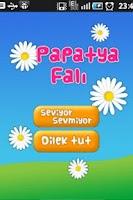 Screenshot of Papatya Falı