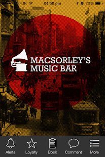 MacSorley's Music Bar, Glasgow - screenshot