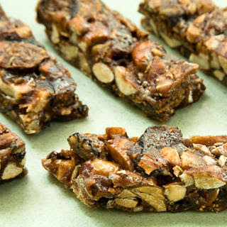 Dried Fig and Nut Bars