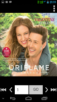 Screenshot of Katalog Oriflame Indonesia