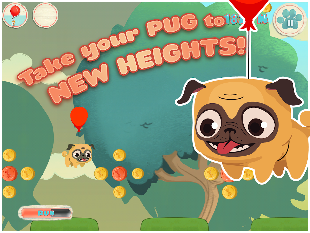 Pug Run Screenshot 5